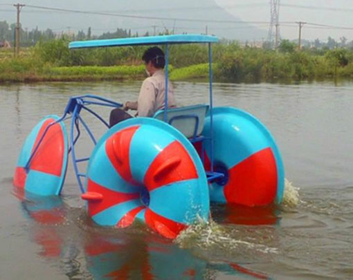 Water ride tricycle ride for sale
