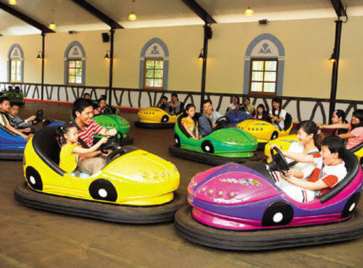 fun center bumper car rides for sale