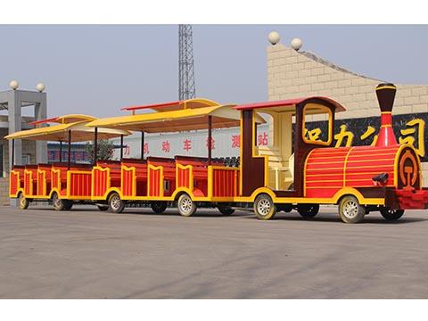 kiddie Train rides