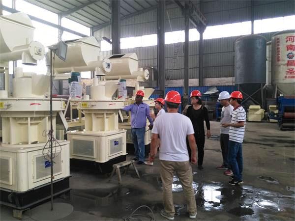 diesel powered pellet mill for sale