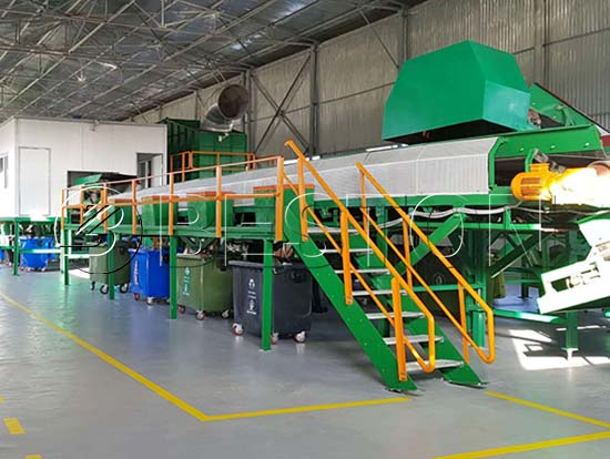 Automated Waste Segregation System