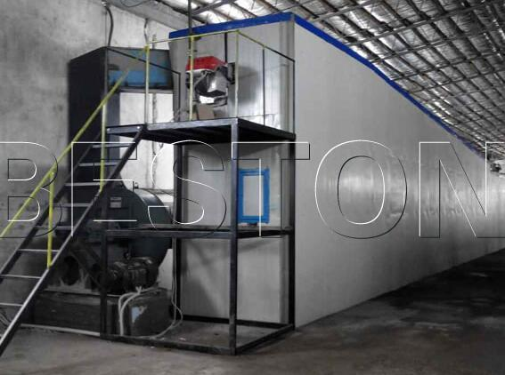 Metal Egg Tray Drying Line from Beston