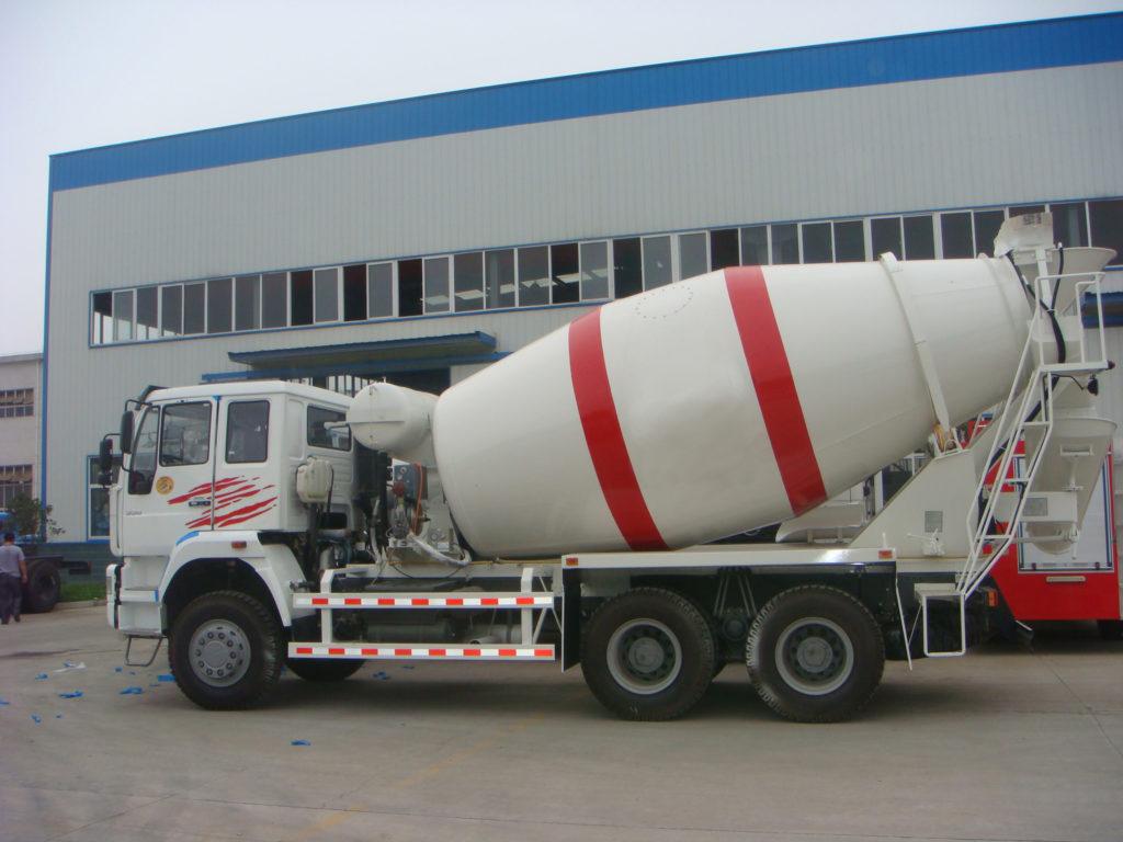 trucm concrete mxier for sale