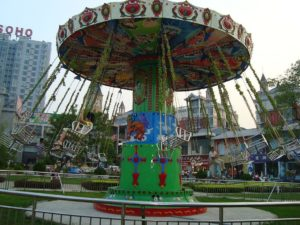 swing rides for sale