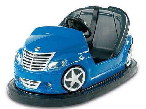 Electric Dodgem Cars